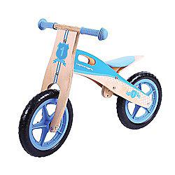Bigjigs Toys BJ774 My First Balance Bike (Blue)