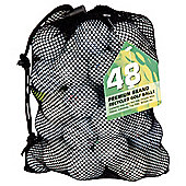 48 Practice Ball In Mesh Bag
