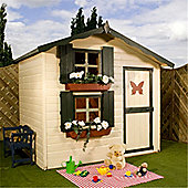 7ft x 5ft Cottage Playhouse 7 x 5 - Double Storey 7x5