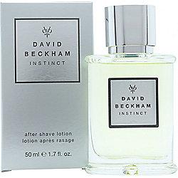 David Beckham Instinct Aftershave 50ml Splash For Men
