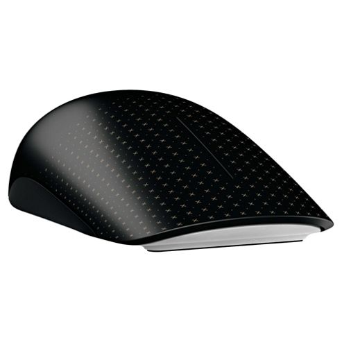Microsoft Wireless Touch Mouse - Black