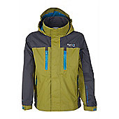 Regatta Kid's Captive Jacket - Green