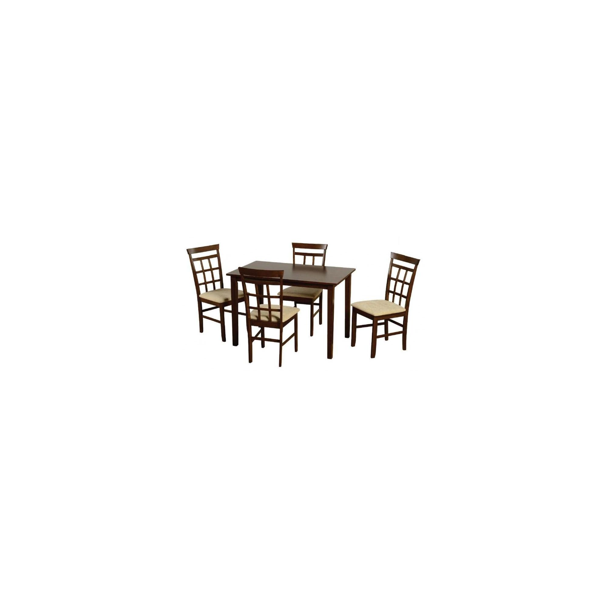 Home Essence Kendal 5 Piece Dining Set at Tescos Direct