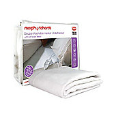 Morphy Richards Double Washable Heated Underblanket with Polar Fleece top cover