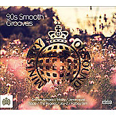 90S Smooth Grooves - 3CD