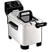 Tefal FR333040 3 Litre Easy Pro Semi Professional Fryer - Stainless Steel