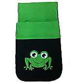 Cuddles Collection Fleece Footmuff (Frog)