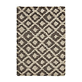 Think Rugs Royal Nomadic Beige Rug - 160 cm x 220 cm (5 ft 3 in x 7 ft 3 in)