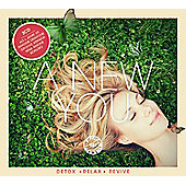 A New You: Detox, Relax, Revive (3CD)
