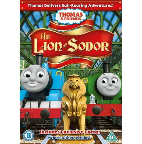 Thomas & Friends - The Lion Of Sodor