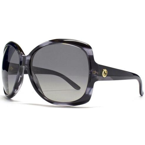 Gucci Sunglasses Oversize in Black Havana.