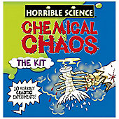 Horrible Science Chemical Chaos