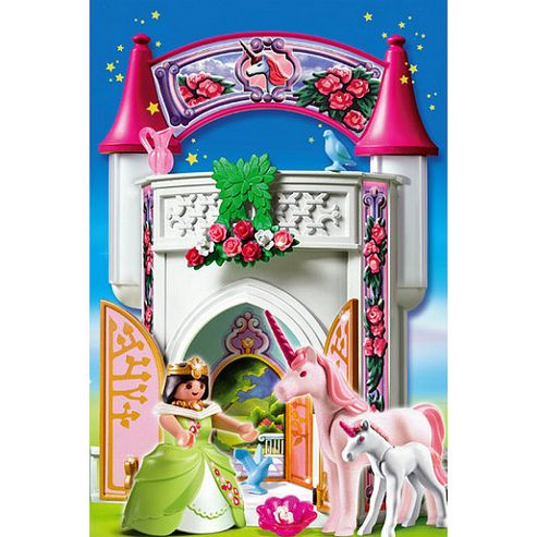 Playmobil - Take Along Unicorn Tower 4777