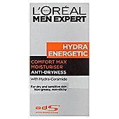 L'Oreal Men Expert Hydra Energetic Comfort Max Moisturiser 50ml