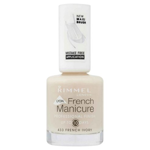 Rimmel French Manicure French Ivory