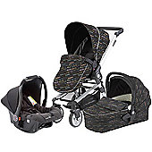 Baby Elegance Beep Twist Travel System - City