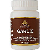Bio Health Garlic Vegan 100 Veg Capsules