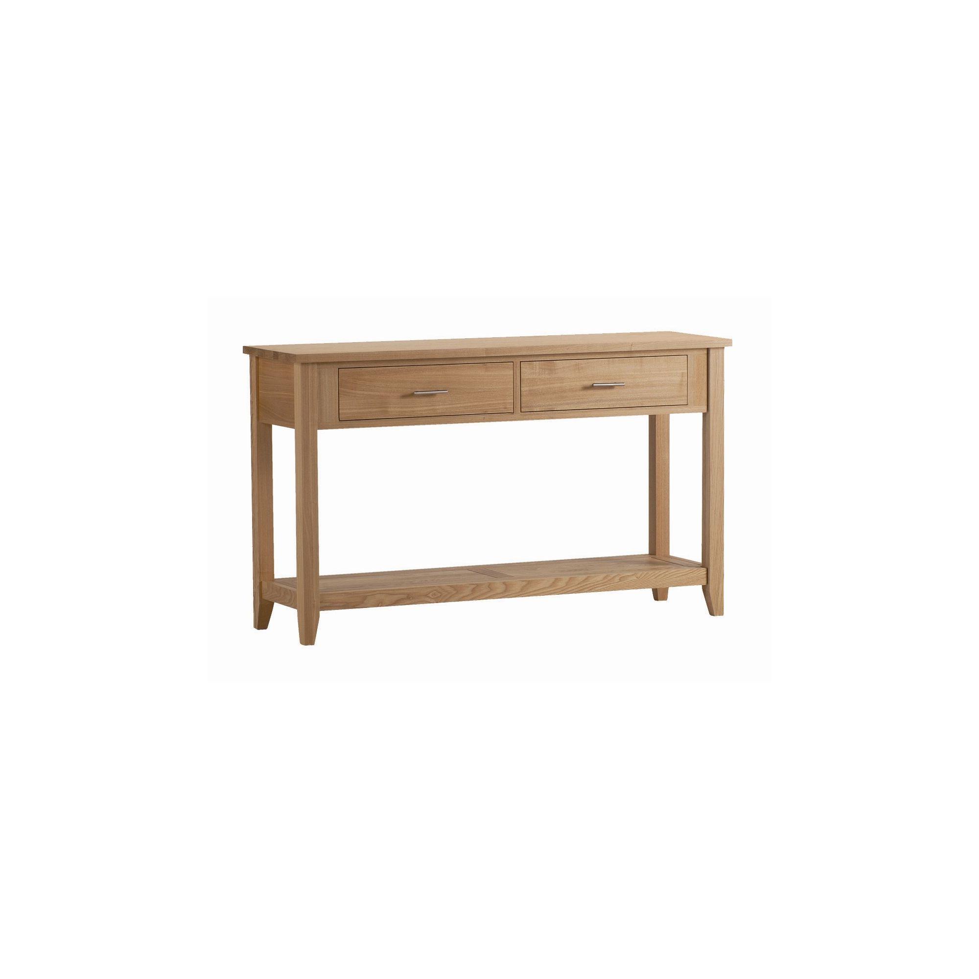 Kelburn Furniture Carlton Ash Console Table