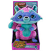 Animal Jam Loopy Raccoon Soft Toy