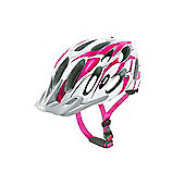 UVEX Magnum White/Pink Helmet 52-57cm