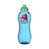 Sistema Twist N Sip Blue Water Bottle