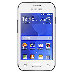 Tesco Mobile Samsung Galaxy Young 2 White