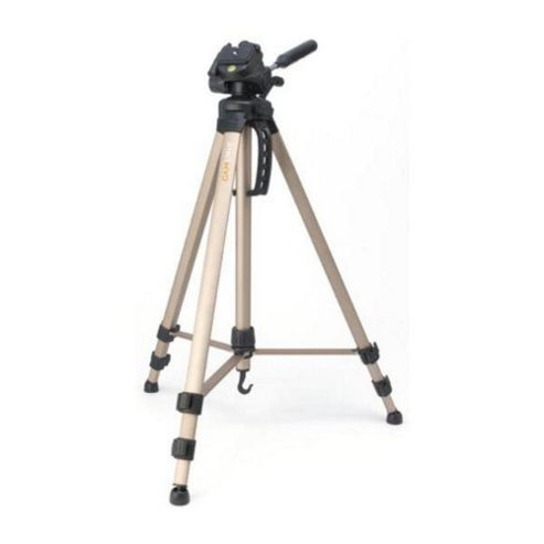 Camlink RAS48.3 Section Channel Legs Tripod Stand For Digital SLR Cameras.