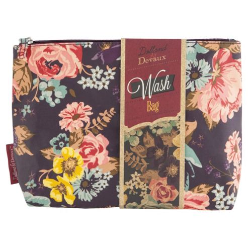 Dolland and Devaux Wash Bag Floral