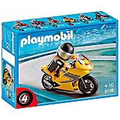 Leisure 5116: Racing Motorbike - Playmobil