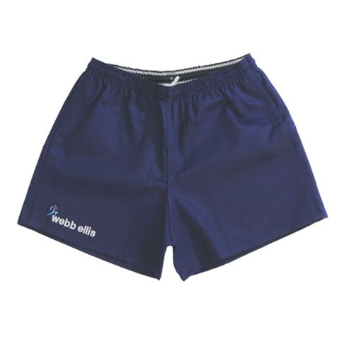 Rugbeian Short Navy - 42