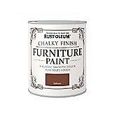 Rust-Oleum Chalky Furniture Paint - Salmon - 750ML