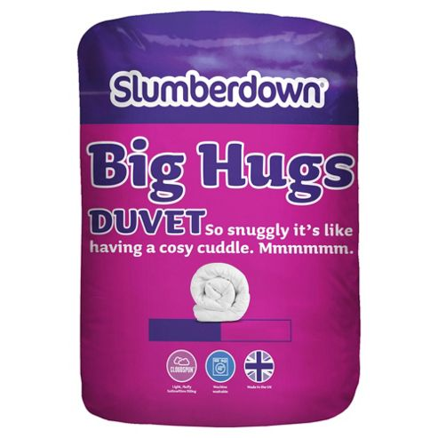 Slumberdown Big Hugs 13.5 Tog King Size Duvet