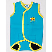 Splash About BabyWrap Small (Bobbing along Turquoise)