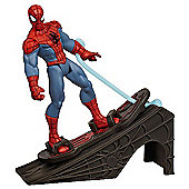 Marvel Ultimate Spider-Man Power Webs - Rocket Ramp