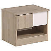 Parisot Battle Bedside Table