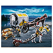Playmobil 4874 Lion Knights Treasure Transport