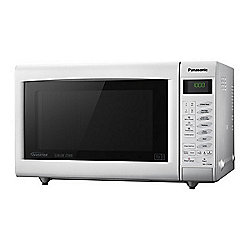 Panasonic Combination Microwave Oven NNCT555WBPQ 27L, White