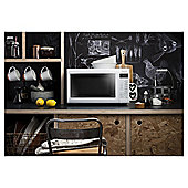 Panasonic Combination Microwave Oven NNCT555WBPQ 27L, White