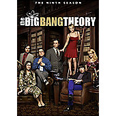 Big Bang Theory Season 1-9 DVD