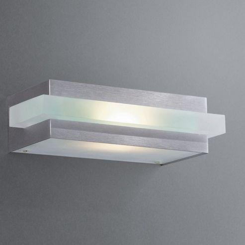 Model  LED Ceiling Spotlight Chrome From Our Bathroom Lighting Range  Tesco