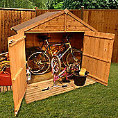 BillyOh 300 3 x 6 Apex Tongue and Groove Bike Store Mini Shed