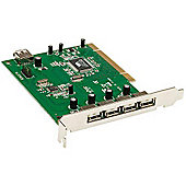 StarTech 7 Port PCI USB Card Adapter