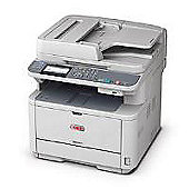 OKI MB461DN A4 Mono Multifunction Laser Printer