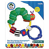 Hungry Caterpillar Ring Rattle