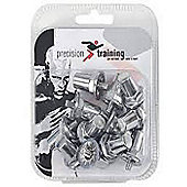 Precision Training Rugby League Studs 21mm (Bag of 100)