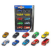 Die-Cast Vehicles 10 Pack