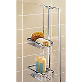 Impey Showers Accessories Hanging Double Basket