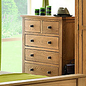 Home Zone Marlborough 6 Drawer Chest