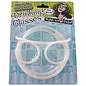 Drinking Straw Glasses - Glow in the Dark