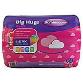 Slumberdown Kingsize Duvet 4.5 Tog - Big Hugs